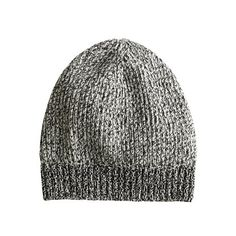 This cozy ribbed beanie is our cold-weather insurance policy. <ul><li>Wool.</li><li>Import.</li></ul>