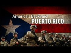 America's Backyard: Puerto Rico - YouTube. Let us all people truly learn the rights of all under a truely honerd constitution based on respect with equel honest legal mandated laws to all it's citzen and stop the fear in hate and learn with curiosity the we are all one people humans.........