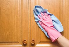 Cutting the Crud on Your Kitchen Cabinets