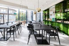 De Bijenkorf Utrecht Restaurant by i29 interior architects - MyHouseIdea