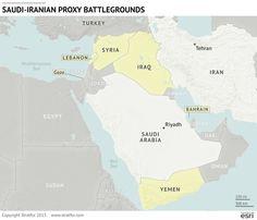 Will the Proxy War between Saudi Arabia & Iran ever end?