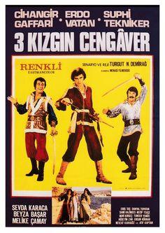 3 KIZGIN CENGAVER 1971