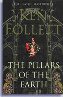 The Pillars of the Earth, Ken Follet My favorite book ever! I Love Books, Great Books, Books To Read, My Books, Happy Reading, Love Reading, Reading Lists, Ken Follett, Long Books