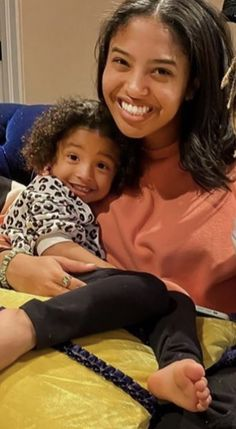 Beautiful Black Babies, Beautiful Family, Beautiful Moments, Natalia Bryant, Vanessa Bryant, Kobe Bryant Family, Kobe Bryant Nba, Kobe Brayant, Famous Celebrities
