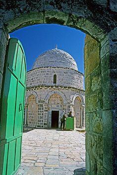 Chapel of the Ascension, Mount of Olives, Jerusalem