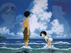 Anime Masterpieces : Hayao Miyazaki and Studio Ghibli Anime Movie Wallpapers - Miyazaki Masterpieces : Grave of the Fireflies Wallpaper Images 5 Hayao Miyazaki, Hotaru No Haka, Grave Of The Fireflies, Takuya Kimura, Sad Movies, Film D'animation, Film Stills, Castle In The Sky, Ghibli Movies