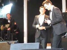 David's  welcome speech in Åland