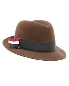 Chapeau feutre 'Madison'