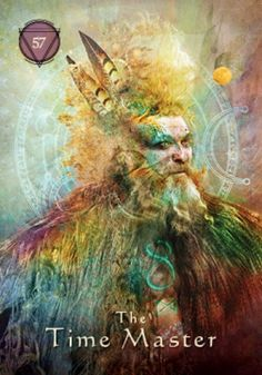 """Mystical Shaman Oracle ~ Sometimes it appears that you are running out of time. You worry you won't get what you need or want. Everything gets stuck like a logjam. This is only in your mind. Time expands and contracts according to your ability to be mindful and observant. Fully engaged in your """"now,"""" it's time to release the story of your past. Equally, it's time to release your need to know the details."""