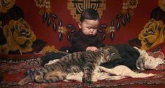 Mongolian baby, Bayarjargal