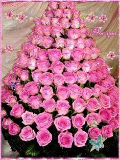 1 million+ Stunning Free Images to Use Anywhere Happy Birthday Cake Images, Happy Birthday Wallpaper, Happy Birthday Flower, Happy Birthday Greetings, Flowers Gif, Beautiful Rose Flowers, Beautiful Flower Arrangements, Beautiful Flowers, Hot Pink Roses