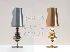 Designer Lighting Stores Perth | Replica Lights - Replica Jaime Hayon Josephine M Metalarte Table Lamp, $116.00 (http://www.replicalights.com.au/josephine-m-metalarte-jaime-hayon-table-lamp/)