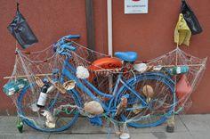 bici subacquea - Caorle, Italy