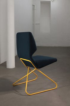 Wire base chair (via the absolute DESIGN blog…)