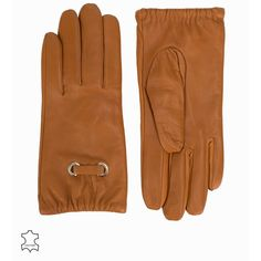 Filippa K Eyelet Glove (2 500 UAH) ❤ liked on Polyvore featuring accessories, gloves, accessories miscellaneous, brand, womens-fashion, leather gloves and filippa k