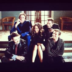 weeds.. can't believe it's over :( gonna miss it!