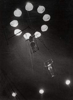 Brassaï, Au cirque Medrano, 1932   from RMN [ more Brassai, more circus ]