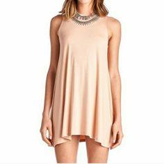 Spotted while shopping on Poshmark:  Blush Tank Dress.! #poshmark #fashion #shopping #style #Dresses & Skirts