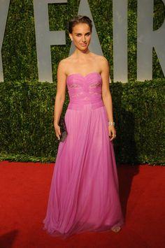 Natalie Portman in Rodarte (2009)