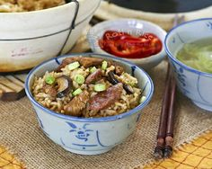 Claypot Chicken Rice | Food to gladden the heart at RotiNRice.com