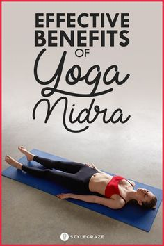 Yoga Nidra is one of the deepest states of relaxation your body can be in while maintaining full consciousness. Here are 10 amazing health benefits of yoga relax nidra that you should know. Yoga Nidra, Yoga Régénérateur, Yoga Moves, Yoga Sequences, Yoga Exercises, Yoga Workouts, Yoga Kundalini, Yoga Nature, What Is Yoga