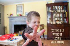 list of easy toddler activities