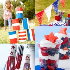 12 crafts, games, and recipes to make this year's Fourth of July festivities perfectly patriotic! Pin your favorite idea and fill out the form on Parents.com for a chance to win a $250 prize in our Pin to Win sweepstakes: http://www.parents.com/parents-magazine/pin-to-win-july-fourth-extravaganza/?socsrc=pmmpin130617HnCJulyPintoWin