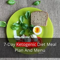 One Week Keto 7 Days Meals Plan! 20 g Carb & 1600 Calories Per Day