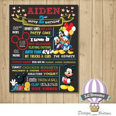 Hey, I found this really awesome Etsy listing at https://www.etsy.com/listing/231883806/mickey-mouse-clubhouse-chalkboard
