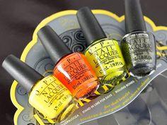 OPI Rock Goddess Mini Nail Lacquer Set for Halloween 2013 Rock Goddess, Opi Colors, Nail Polish Sets, Halloween 2013, Manicure And Pedicure, Mini, Blog, Nails, Budget