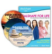 3 Weight Loss Hypnosis CD Package. Building Your Foundation for Successful Weight Loss, Deep Sleep for Effective Weight Loss, Overcoming Sabotage!  Yup!  I need  them all!