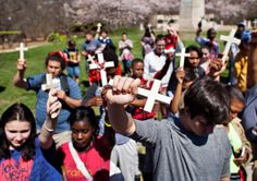 Social and spirtual: Youth pilgrimage helps prepare  teens for #HolyWeek