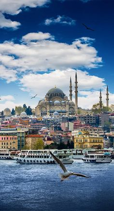 Istanbul Travel Guide – Awesome Things to do, Must-Try Restaurants and Cool Places to Stay - Bushcraft Camping & Nature Travel Destinations Travel Bingo, Travel Route, Asia Travel, Istanbul Travel Guide, London Travel Guide, Bahamas, Beautiful Places To Travel, Turkey Travel, Travel Aesthetic