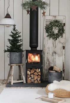 Scandinavian Christmas styling ideas and inspiration. #scandi #scandichristmas #styling #interior #decor #christmasstyling #ideas #inspiration Fir Christmas Tree, Scandinavian Christmas, Christmas Gift Guide, Christmas Shopping, Scandi Christmas Decorations, Log Burner Living Room, Christmas Interiors, Rug Store, Christmas Delivery