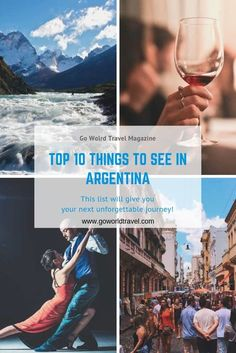 As the world's eighth largest country, Argentina is a land rich with diverse cultures and pastimes. To fully experience the real Argentina, you will need much more time than an average vacation – and you'll need to travel far from the busy streets of Buenos Aires.