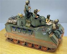 Image result for M113 in Vietnam