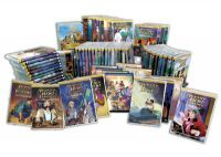Nest Entertainment Bible 8 DVD Package $55.92 This entertaining DVD package contains 8 inspiring Bible stories to help Christian children retain and apply biblical values and Christian principles!