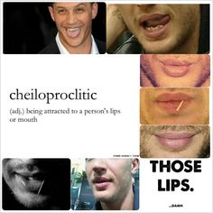 Men can have beautiful lips too. Take Tom Hardy for example. Use The Aloe Source Lip Therapy to protect and cushion your lips, whatever the weather. The Aloe Vera and Coconut Oil ensure your lips stay hydrated and kissable. http://thealoesource.com/products/face-care/lip-therapy