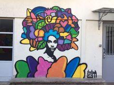 Vitry Street Art open sky gallery