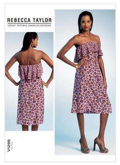 V1299 | Vogue Patterns