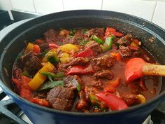 One Pot Meals, No Cook Meals, Dump Dinners, Yummy Food, Tasty, Dutch Recipes, Pot Roast, Bon Appetit, Slow Cooker