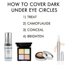 glo | Revealing Beauty: Q with Kate: How to Cover Dark Under Eye Circles