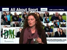 All Ireland Champion Rounders on All About Sport with Louise O'Reilly