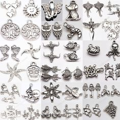 Free Ship 50//200PCS Mixed Wood Spacer Beads Owl For Jewelry Making 21x18mm