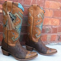 Corral Cowgirl Boots C2693 at RiverTrail in ...