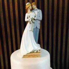 The Cake Top - Topos de Bolo e Noivinhos para Casamentos