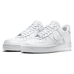 a12e45267ae Women s Nike Air Force 1  07 Sneaker ( 90) ❤ liked on Polyvore featuring