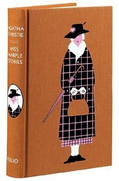 Great book cover! Inspiration for A Crime of Fashion. #ModelUnderCover #CrimeofFashion Photo of A Miss Marple Book for fans of Agatha Christie.