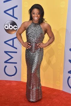 Simone Biles A Real Gold Get Her.