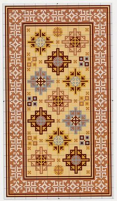 Meik McNaughton, Ian McNaughton Making Miniature Oriental Rugs & Carpets
